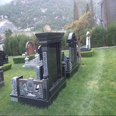 北京桃峰陵园翠柏苑家族墓6穴